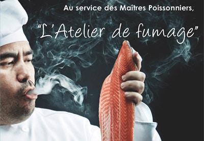 Le fumoir à poisson, l'outil magique du poissonnier