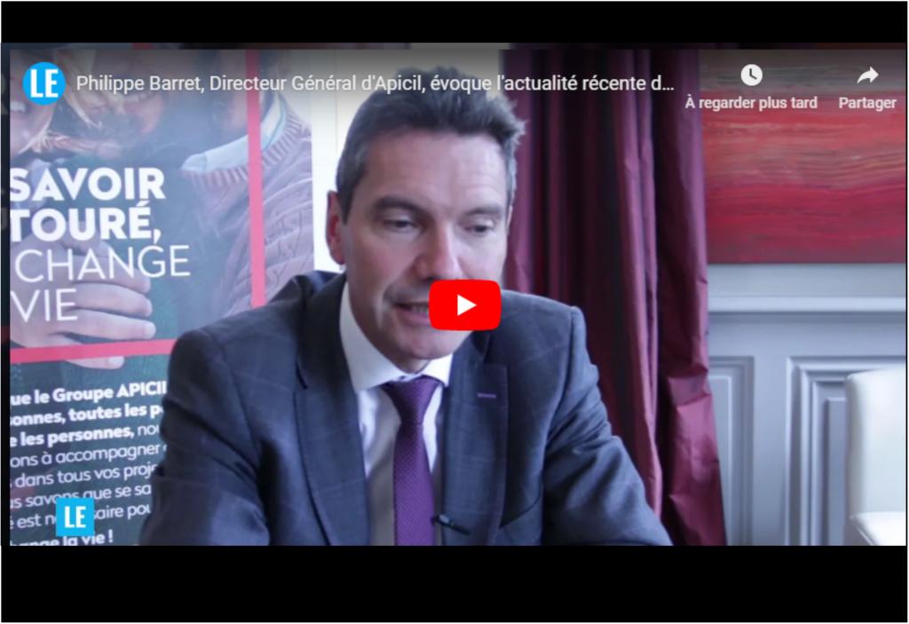Le groupe de protection sociale Apicil s'ouvre la porte de l'Europe en acquérant OneLife
