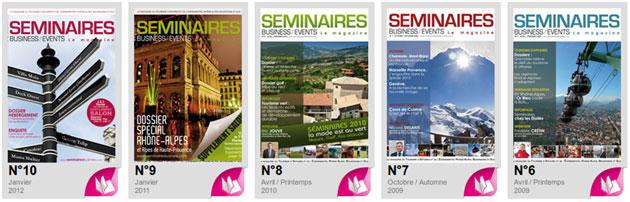 Le Mag du tourisme d'affaire et de l'événementiel en Rhône-Alpes