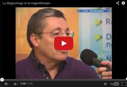 Le Magnomega et la magnothérapie par JFB Médical