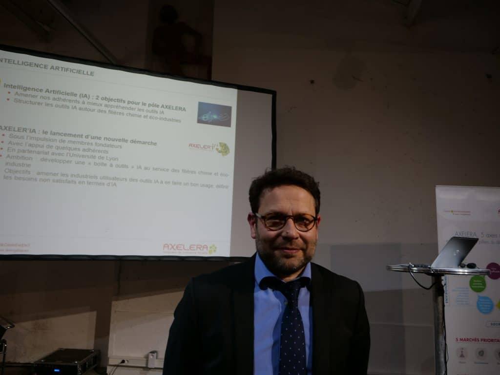 Le pôle de compétitivité Axelera -chimie, environnement-, à l'assaut de l'Europe