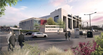 Le pôle de compétitivité Lyonbiopôle va donner naissance à une plate-forme d'innovation de 6 000 m2 à Gerland
