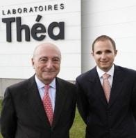 Le Prix de l'Entrepreneur Rhône-Alpes 2011 attribué à Henri Chibret des Laboratoires Théa