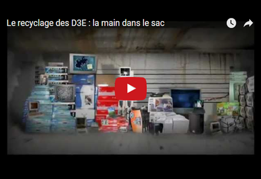 Le Recyclage des D3E