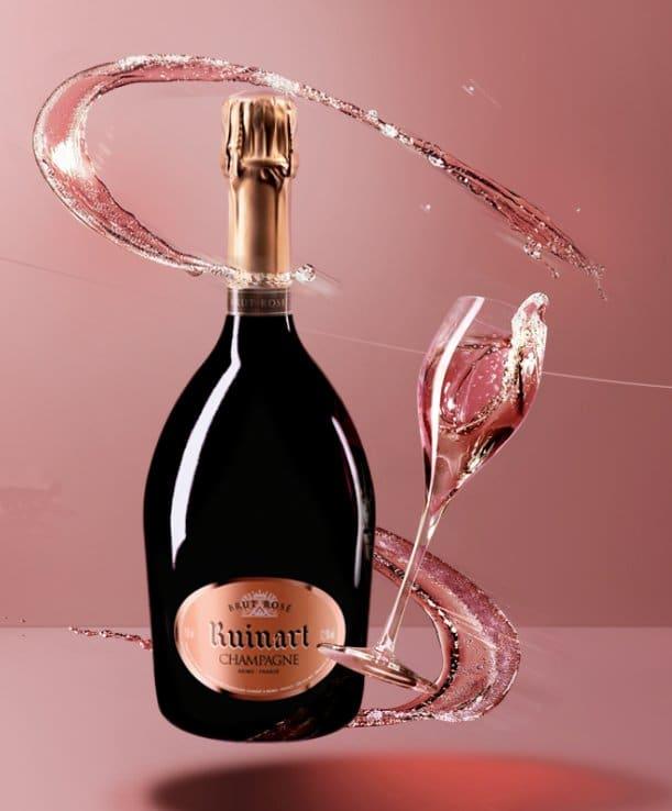 Le Rosé Ruinart en cadeau de fin d'année pour vos clients
