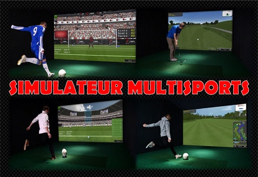 Le simulateur multisport Simu Events va faire shooter vos équipes