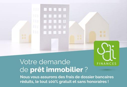 Les 7 bonnes raisons de faire appel à SDI FINANCES, courtier en prêt immobilier