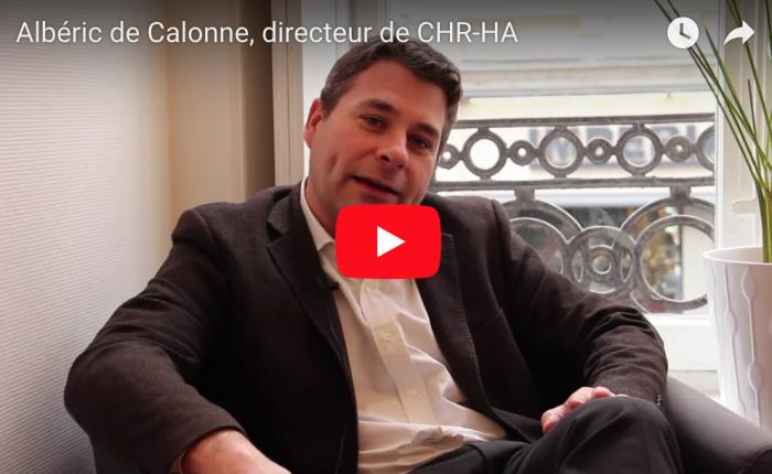 Les réseaux d'affaires d'Albéric de Calonne – dirigeant de CHR-HA