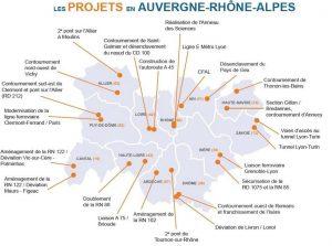 les 24 infrastructures indispensables d'après les Auralpins