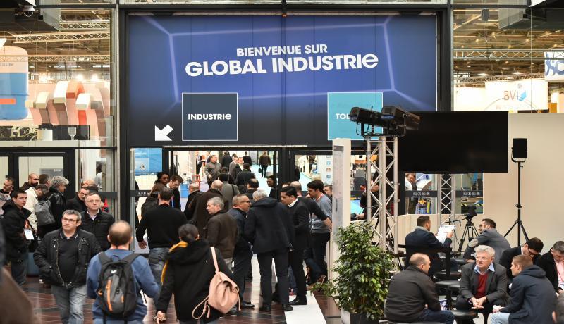 L'événement économique du mois de mars: à Eurexpo, le plus important salon de l'industrie jamais organisé à Lyon.