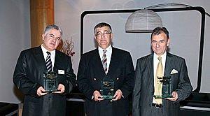 Locabri et Icare, lauréats du trophée Innovation