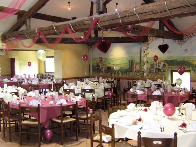 Location de salles pour mariages, réceptions privées, séminaires