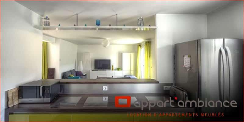 Location de studio ou de meublé pour un court séjour à Lyon