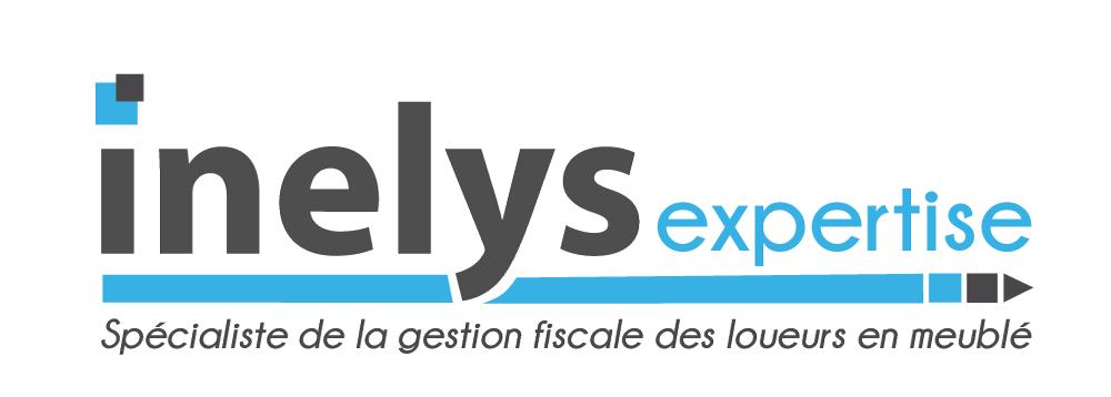 Logotye INELYS - spécialiste de la gestion comptable des loueurs en meublé