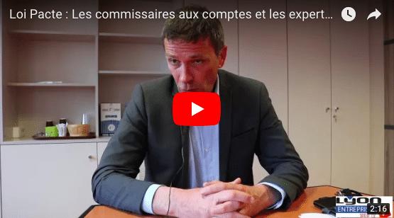 Loi Pacte : la CRCC et l'Ordre des Experts-Comptables Rhône-Alpes unis face au gouvernement