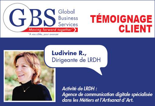 Ludivine évoque son expérience développement commercial / prospection téléphonique avec GBS France [Témoignage]