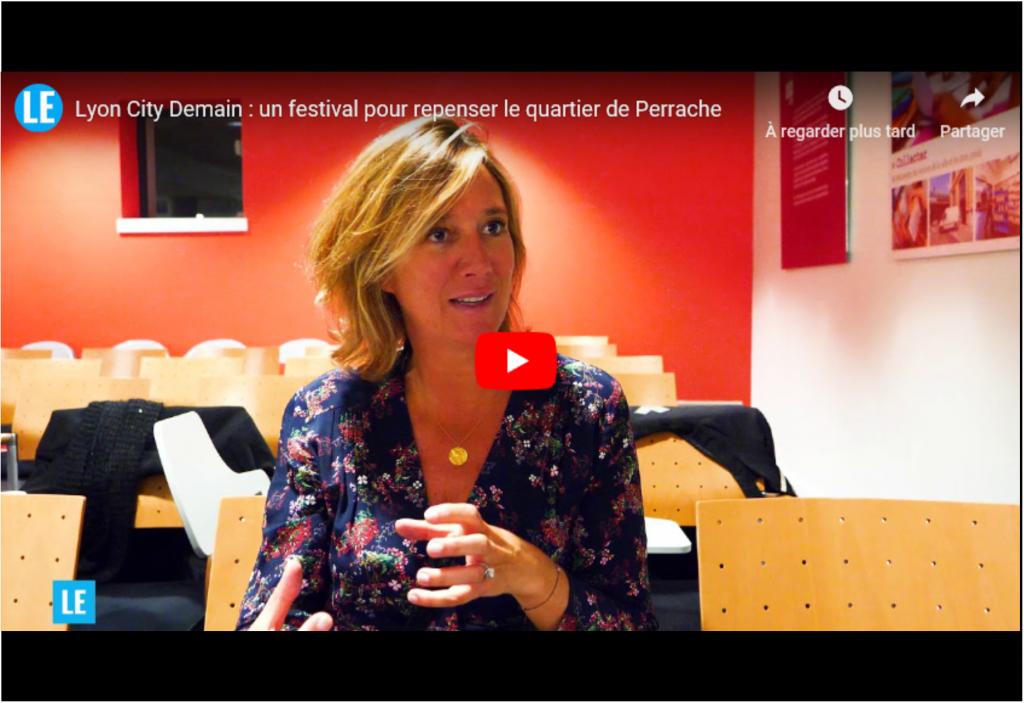 Lyon City Demain : un festival pour repenser le quartier de Perrache