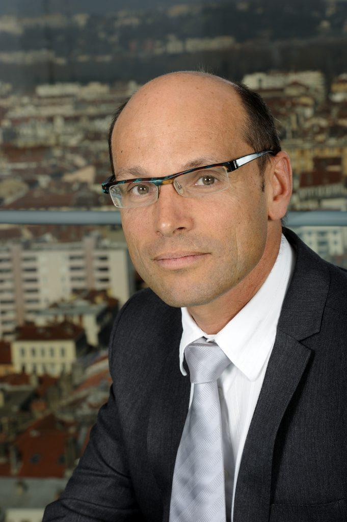 Marc-André Audisio prend la direction des activités d'EY en région Auvergne-Rhône-Alpes