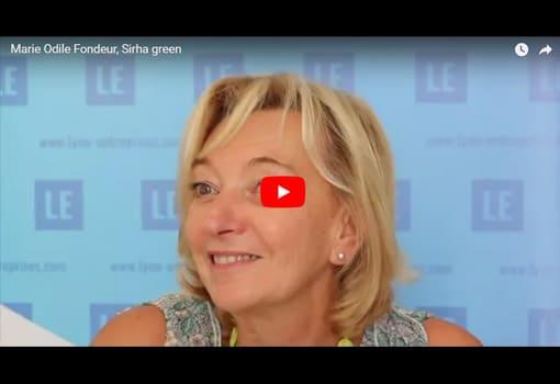 Marie-Odile Fondeur livre ses premières impressions à l'issue du Sirha Green #1