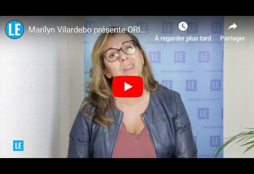 Marilyn Vilardebo présente ORIGAMI&CO, société de conseil dans le domaine de la retraite