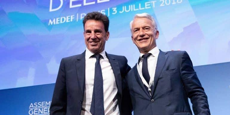 """Covid-19 : """"à tous les chefs d'entreprise de France"""""""