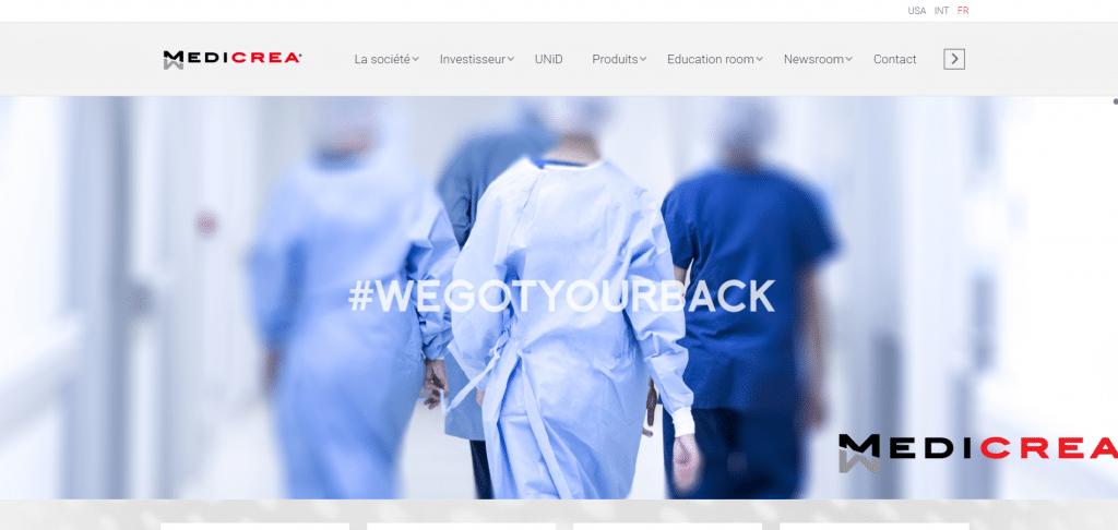 MEDICREA : RACHAT ACTIONS – CONTRAT DE LIQUIDITE – MAI 2019