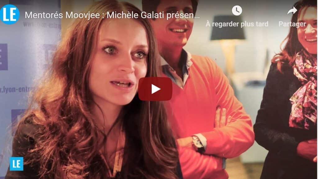 Mentorée Moovjee : Michèle Galati présente l'accompagnement de Néocamino
