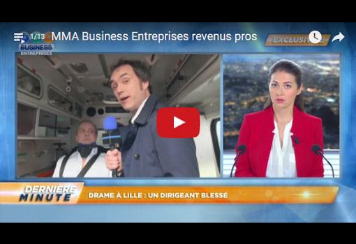 MMA Entreprises indemnise la perte de revenus