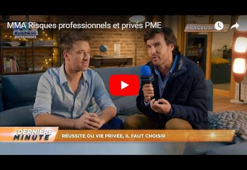 MMA Entreprises Lyon : risques professionnels et privés PME