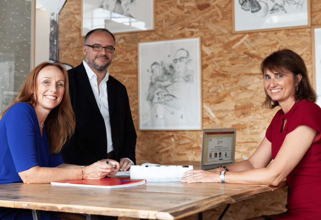 Murielle Montagnier, la créatrice de HMR Consulting lance à Lyon «la fabrique des leaders éclairés»