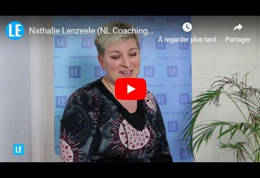 Nathalie Lenzeele (NL Coaching) présente son réseau d'affaires, Dynabuy