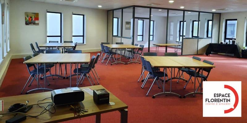 120 m2 de bureaux mis à disposition des entreprises de Techlid