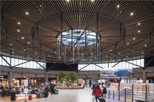Nouvelle accélération de la croissance du trafic passagers à Lyon-Saint Exupéry