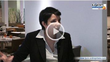 Novotel Lyon Gerland : interview de la responsable commerciale Catherine Berger