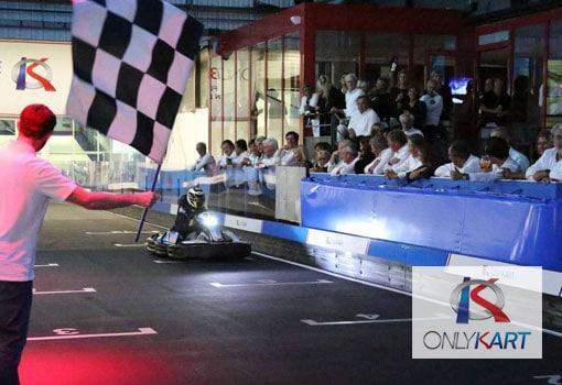 Onlykart propose en première mondiale le nec plus ultra du kart électrique