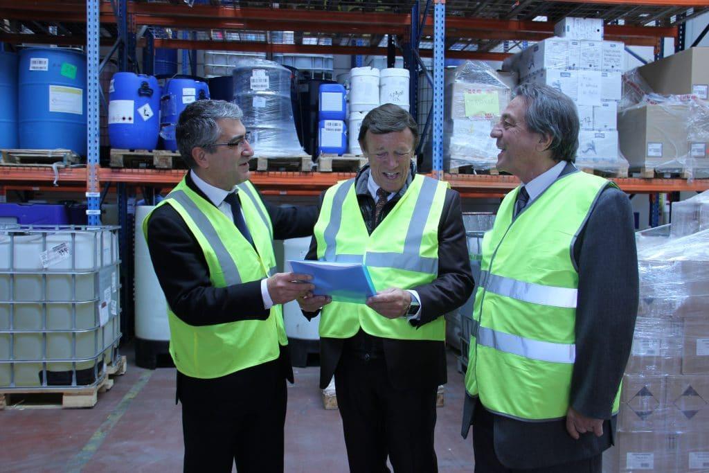 """Orapi, grand vainqueur du """"challenge énergie"""" organisé par EDF et la CPME"""