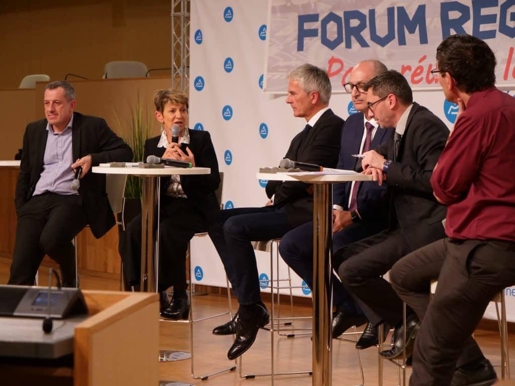 forum régional industrie