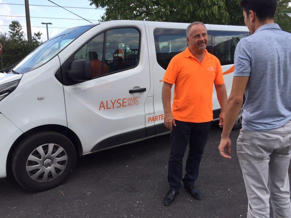Parking privés Lyon Saint-Ex : Adieu EASYPARK, merci ALYSE PARC AUTO !