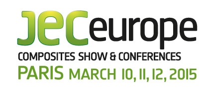 Participation au salon JEC EUROPE – HAll 7.3 Stand R29