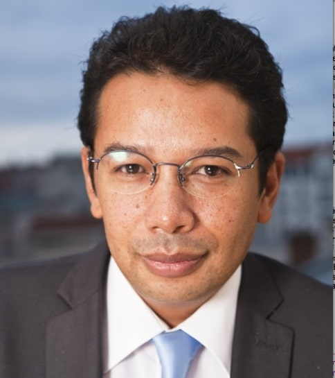 Patrick Rakotondranahy, nouveau directeur territorial d'ERDF Lyon Métropole