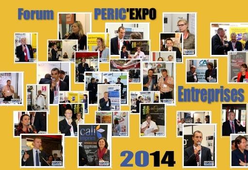PERIC'EXPO Entreprises : le forum B2B des entreprises du plateau Nord