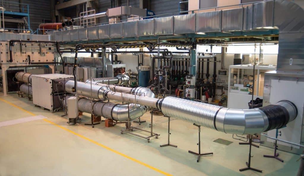 Le CETIAT inaugure à Villeurbanne la première plateforme d'essais pour le traitement de l'air en France