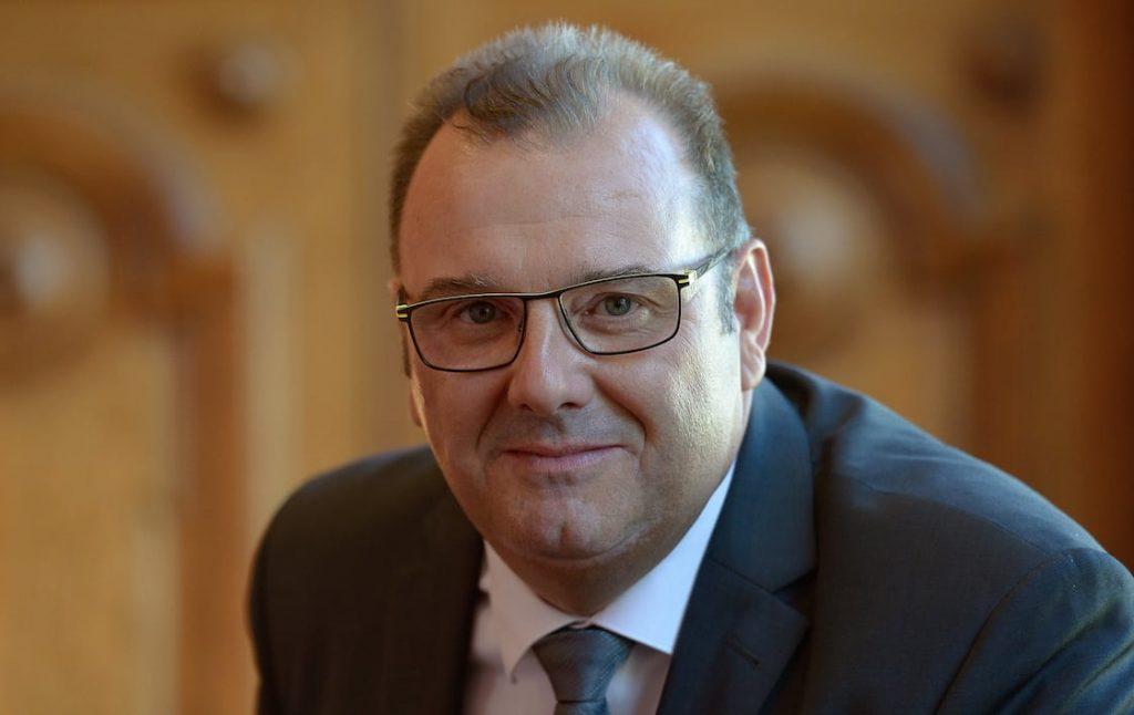 Philippe Valentin succède à Emmanuel Imberton à la tête de la  CCI Lyon Métropole