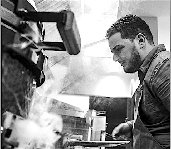 Guide Michelin : Maxime Laurenson (Rustique), à Lyon,  la seule bonne nouvelle de l'année