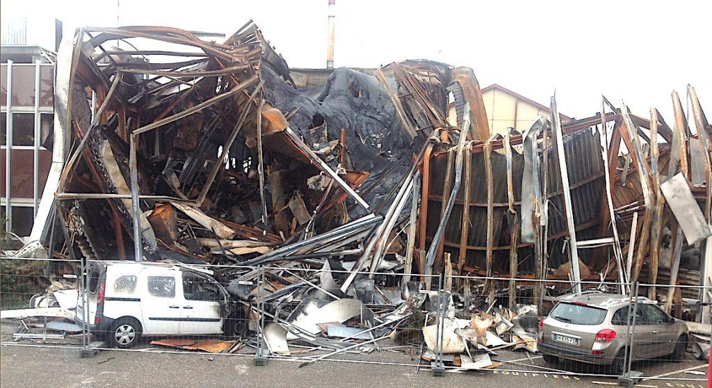 Ravagé par un incendie, Bel Air Camp entend vite faire renaître de ses cendres sa communauté de 55 start-up