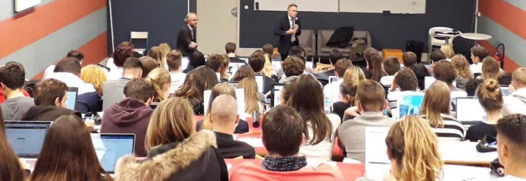 L'Ipsa, une école d'ingénieurs spécialisée dans l'aéronautique vient d'ouvrir ses portes à Lyon