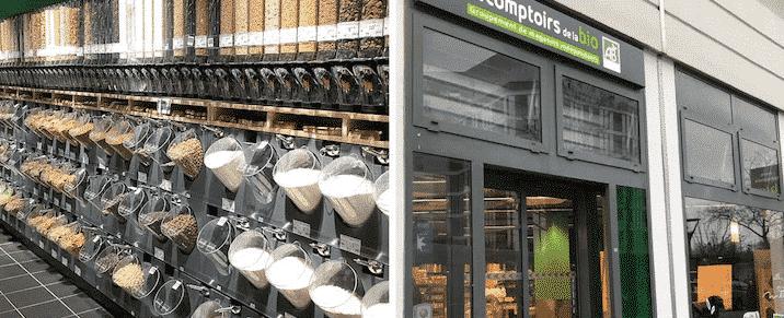 Un nouveau magasin bio de près de 500 m2 a ouvert ses portes dans le 8ème arrondissement de Lyon