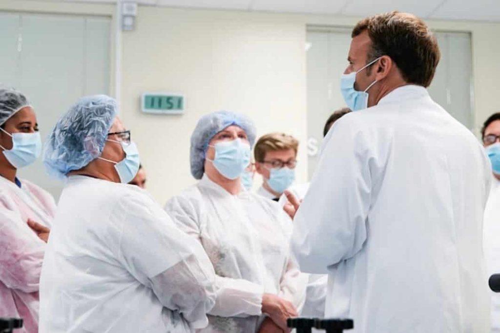Sanofi annonce deux investissements à 610 millions d'euros,  à Marcy-l'Etoile et à Neuville pour la production de vaccins
