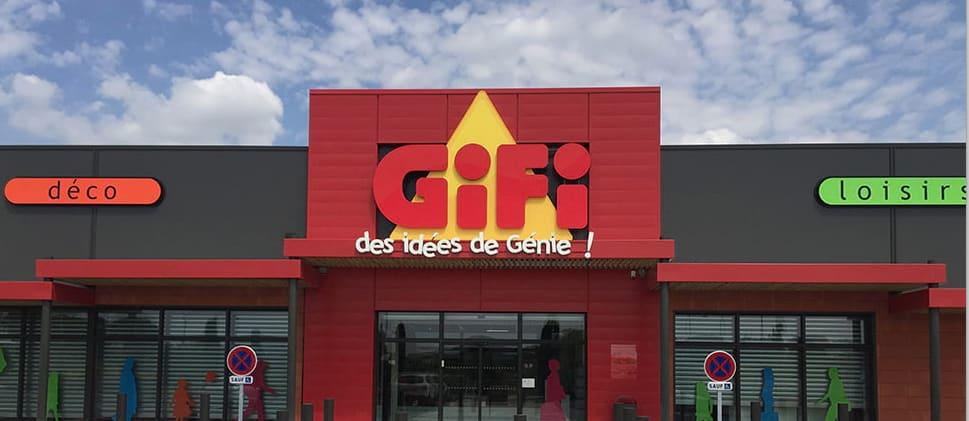 L'enseigne tricolore Gifi ouvre le 2 septembre à Limonest l'un de ses plus grands magasins de France: 2 800 m2
