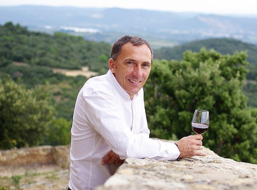 Il succède à Michel Chapoutier : un nouveau patron à la tête des Côtes-du-Rhône, Philippe Pellaton